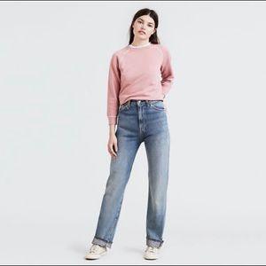 Levi's 701's Vintage Style Jeans 1950's NWT 284